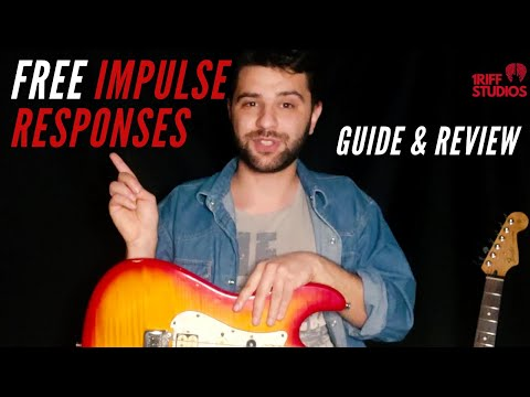 Free Guitar Impulse Responses