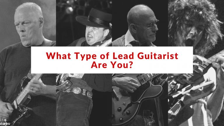Lead Guitarist Quiz
