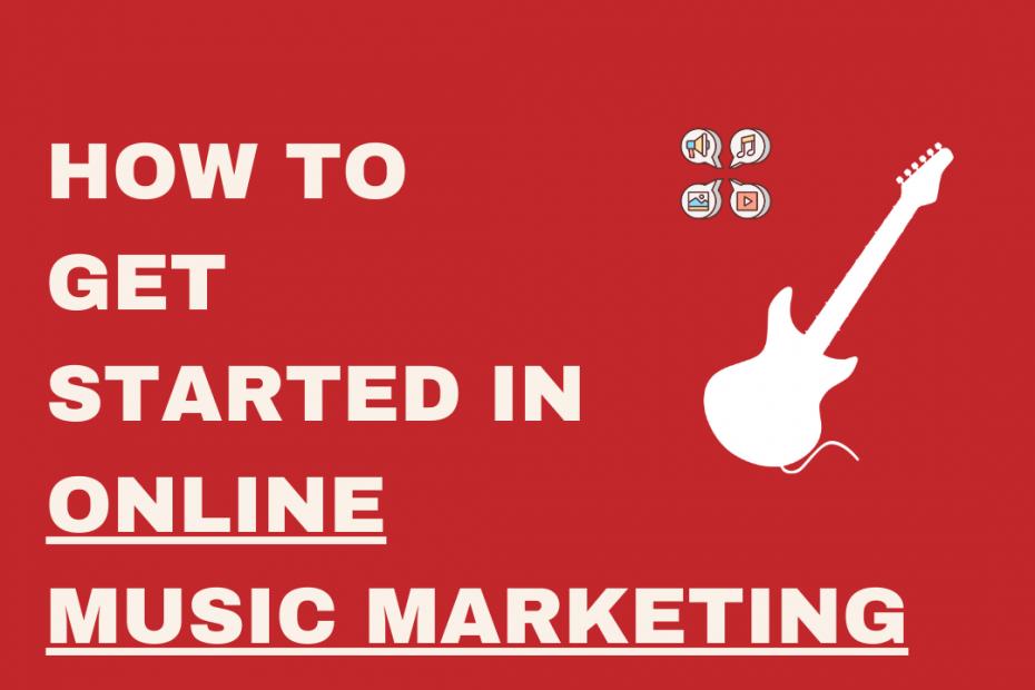 Online music marketing